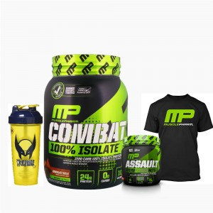 MusclePharm full pack