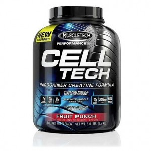 Muscletech cell tech performance 2.7kg struguri