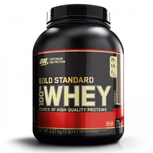 Proteina whey gold 100% Optimum Nutrition 2,2 kg
