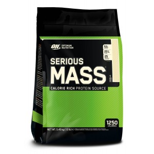 Gainer Serious mass Optimum Nutrition 5.4kg