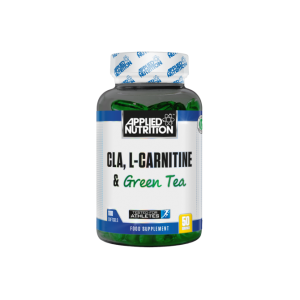 Applied Nutrition CLA, L-carnitine 100caps