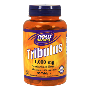 NOW tribulus terestris 1000 mg