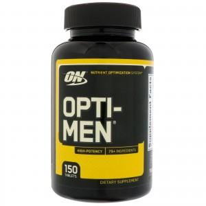 Multivitamine Opti-men Optimum Nutrition, 90caps