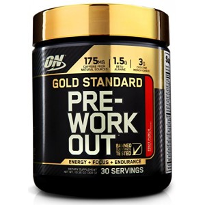 Preworkout Gold Optimum Nutrition 330g